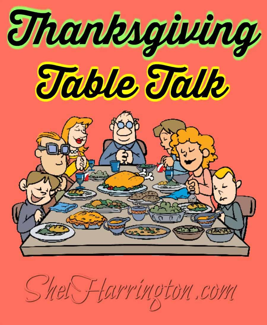 Thanksgiving Table Talk