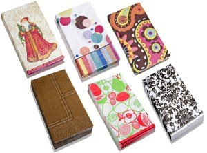 75 one size fits all christmas stocking stuffers shel - Disposable guest towels for bathroom ...