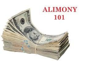 Alimony 101