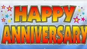 Happy Anniversary Blog
