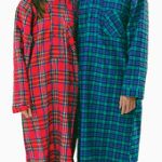 His and her nightshirts