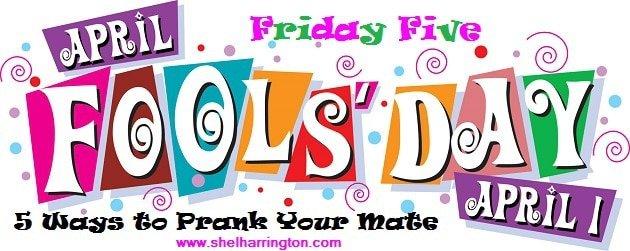 Prank Your Spouse - April Fools!