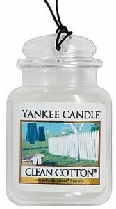 yankee clean cotton