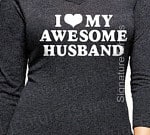 Awesome husband shirt
