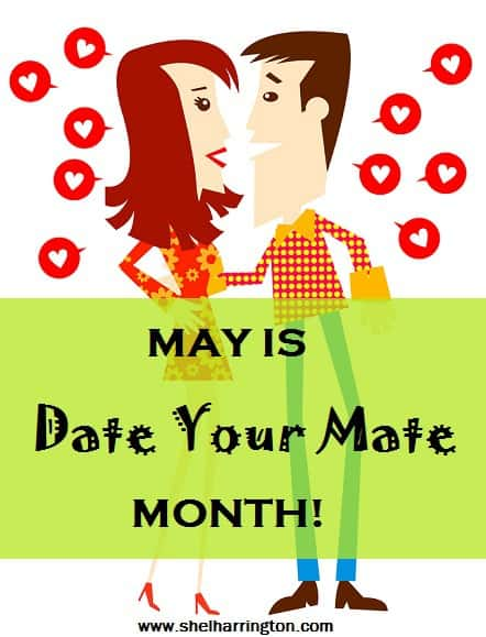 May is Date Your Mate Month
