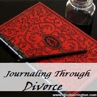 Journaling Through Divorce