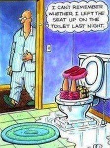 10 Bathroom Habits That Can Harm Yuor Marriage