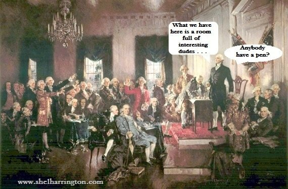 Fun Facts About the Signers of the Declaration of Independance