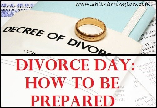 The Day of Divorce: How to Be Prepared