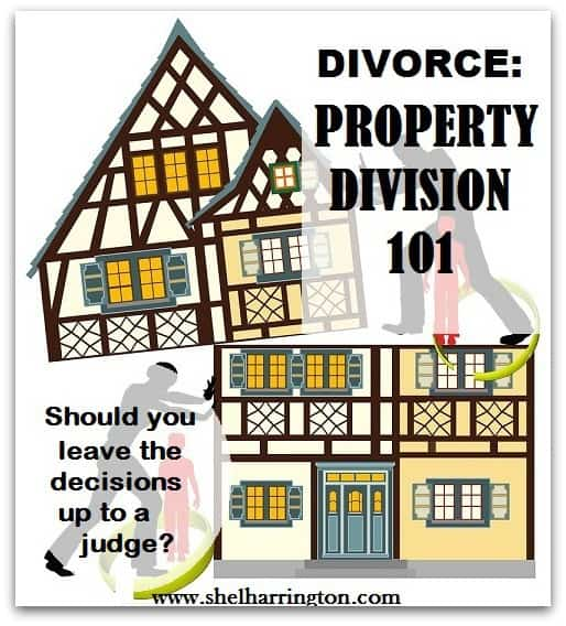 Divorce: Property Division 101
