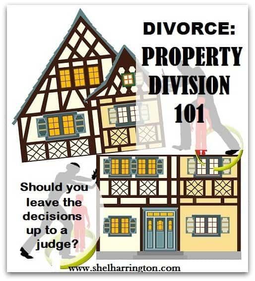 Divorce: Property Division 101