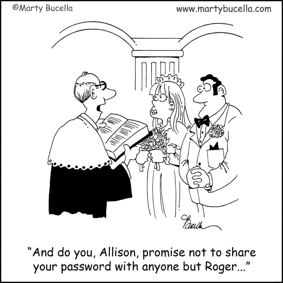 blog marriage cartoon five
