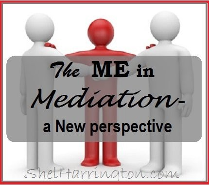 The ME in Mediation - a New Perspective
