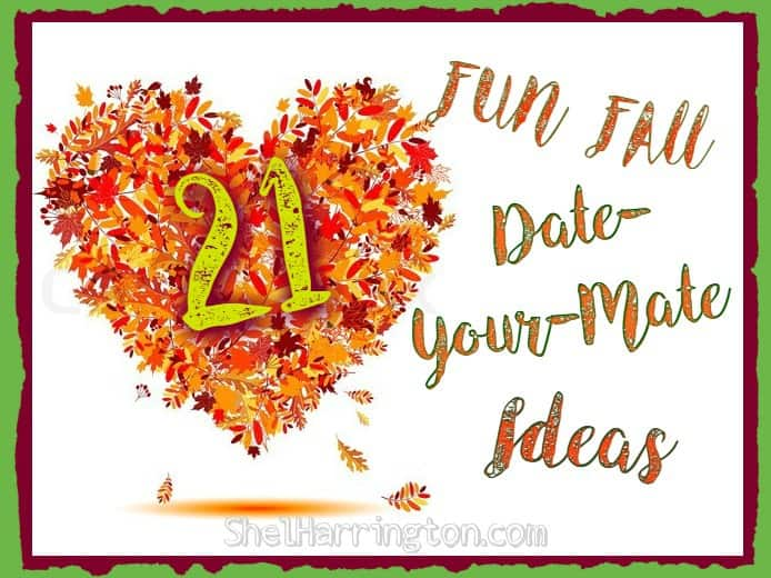 21 Fun Fall Date-Your_Mate Ideas