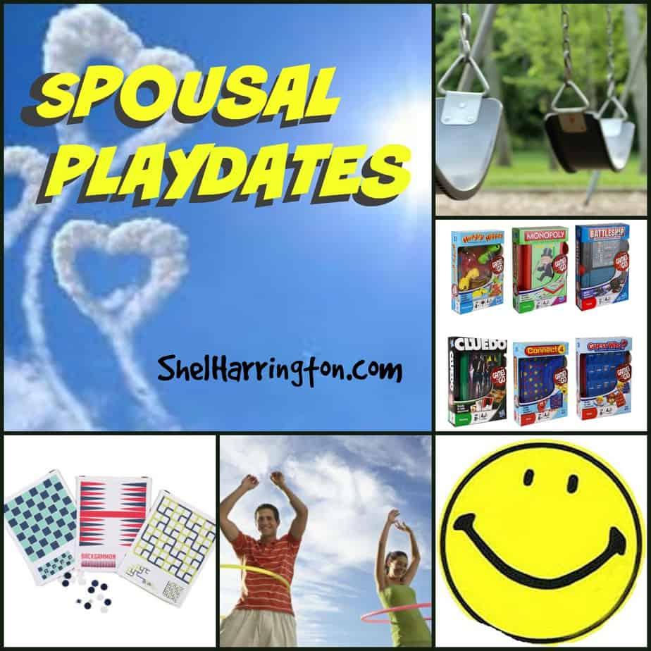 Spousal Playdates