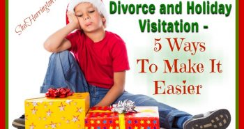 Divorce and Holiday Visitation - 5 Ways to Make it Easier