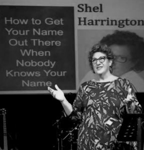 Shel Harrington Speaking